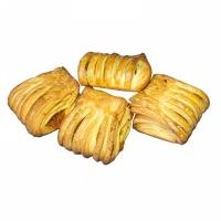 Печенье слоеное «Сюрприз» с яблочной начинкой